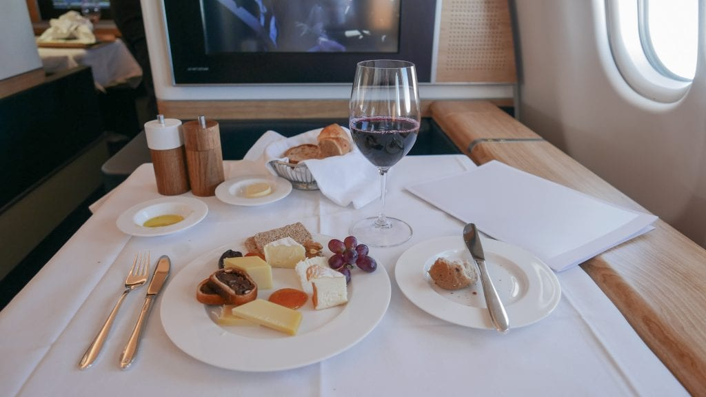 LX F A330 YUL 37 1024x576 - REVIEW - SWISS : First Class - Zurich ZRH to Montreal YUL (A330)