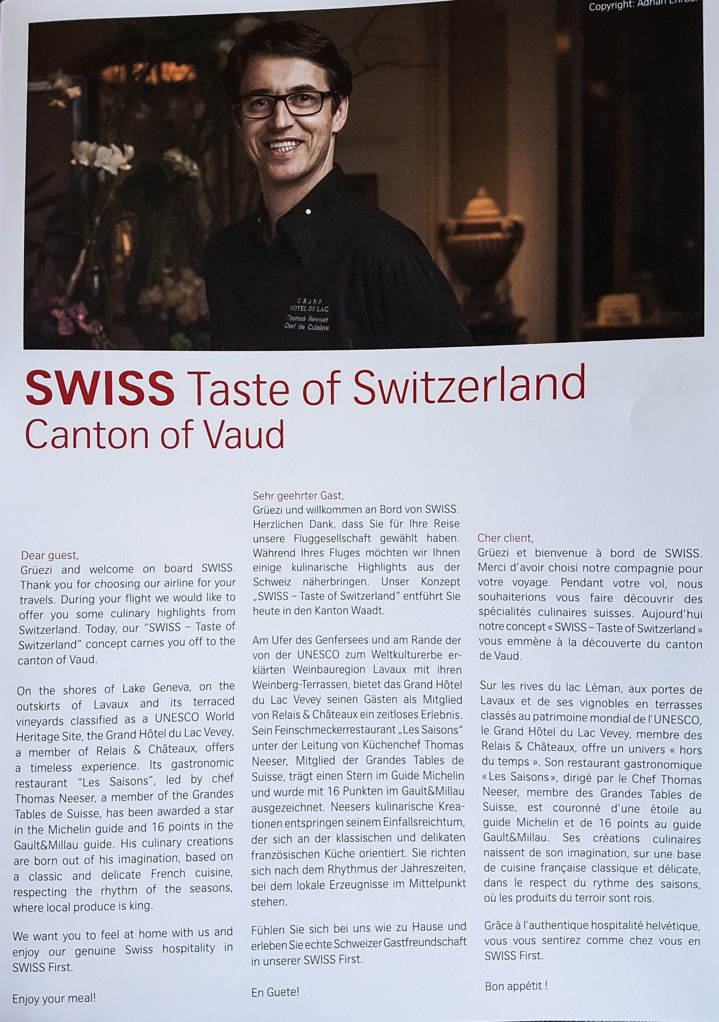 LX F A330 YUL 22 - REVIEW - SWISS : First Class - Zurich ZRH to Montreal YUL (A330)